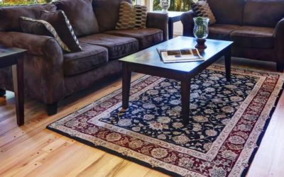 Can my rugs be cleaned in my house?