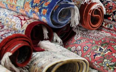 What's the best way to store my rugs until I'm ready to use them again?